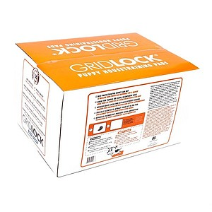 Gridlock Training Sticky Back Pads - 100 Pack