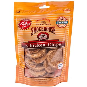Smokehouse Large Chicken Chips - 4 oz