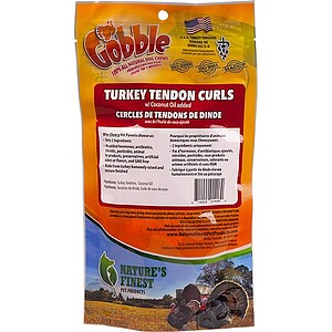 Turkey Tendon Curls 1.76 oz