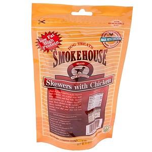 Smokehouse Chicken Skewers - 4 oz