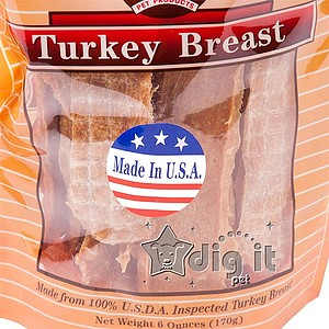 Smokehouse USA Turkey Breast - 6 oz