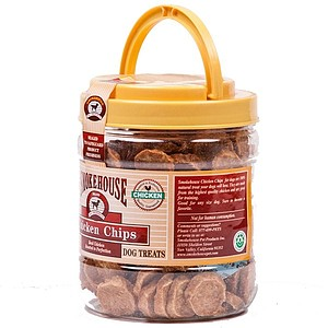 Smokehouse Chicken Chips - 16 oz Canister