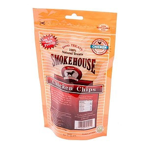 Smokehouse Small Chicken Chips - 4 oz