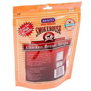 Smokehouse USA Chicken Jerky Breast Strips - 8oz