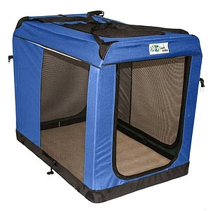 "40"" GoGo Soft Crate Royal Blue"