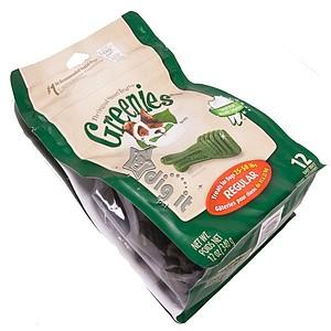Greenies Regular 12 oz Treat Pack, 12 bones