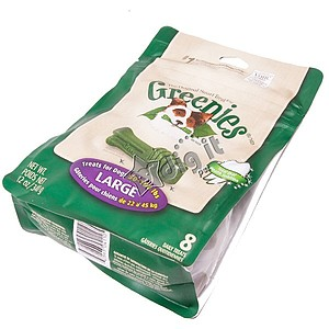 Greenies Large 12 oz Treat Pack, 8 bones