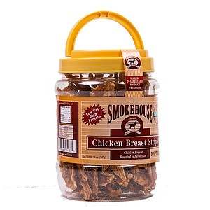 Smokehouse Premium Chicken Filets - 20 oz Canister