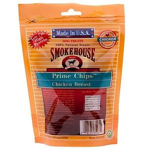 Smokehouse USA Prime Chicken Chips - 4 oz