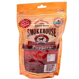 Smokehouse Chicken Poppers - 8 oz