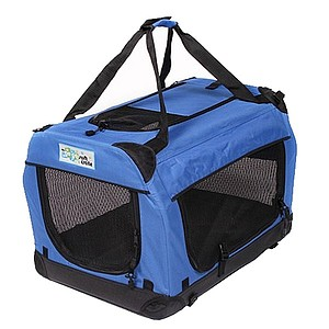 "24"" GoGo Soft Crate Royal Blue"