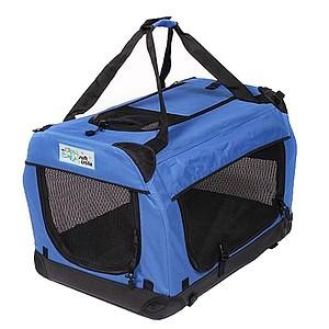 "24"" GoGo Soft Crate Royal Blue"