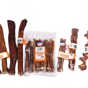 Bully Sticks & Steer Sticks